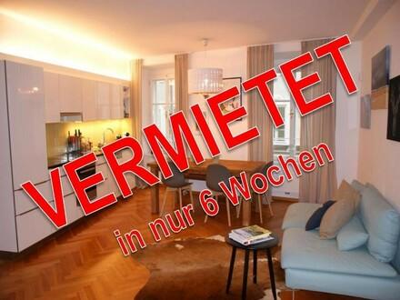 ERFOLGREICH VERMIETET - Exklusive 2.Zi.-Wohnung in Top-Altstadtlage