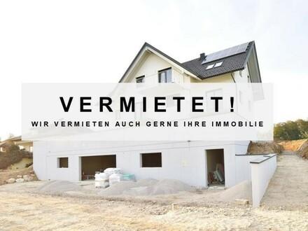 NeuBau - Moderne 2 Zimmer Wohnung mit tollem Ausblick