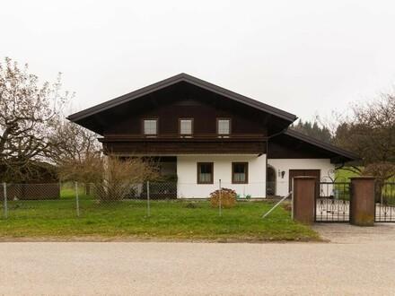 Einfamilienhaus im Landhausstil in Ruhelage