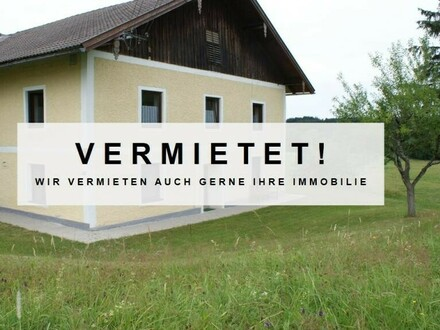 ERFOLGREICH VERMIETET - Bauernhaus in ruhiger Lage von Neumarkt am Wallersee