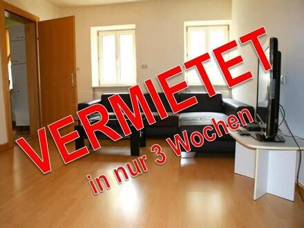Leistbare 2 Zimmer Wohnung im Zentrum