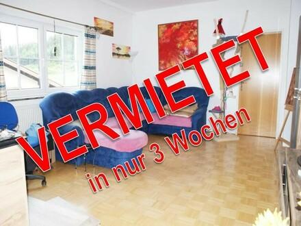 ERFOLGREICH VERMIETET - Großzügige 2.-Zi. Dachgeschoß Wohnung in Irrsdorf