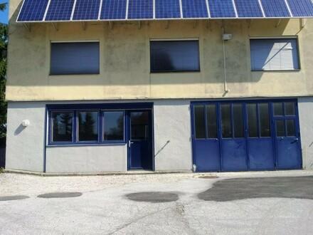Lager mit Büro in Hallwang/Mayrwies
