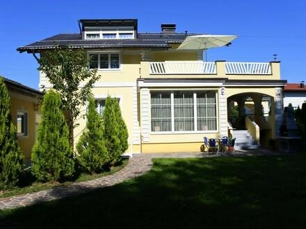 Villa mit großem Garten in idyllischer Zentrumslage von Eugendorf