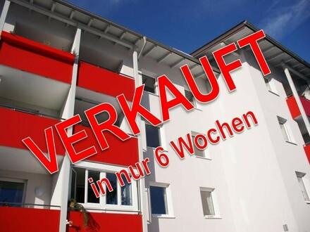 ERFOLGREICH VERKAUFT - Moderne 4.Zi.-Wohnung mit traumhafter Loggia