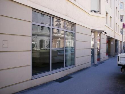 Geschäftslokal im Salzburger Andräviertel