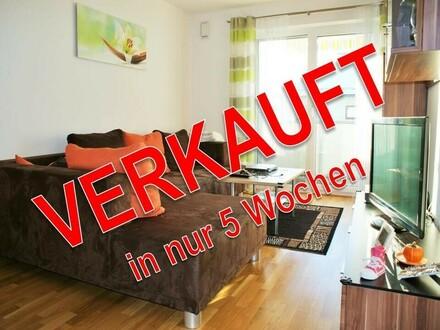 ERFOLGREICH VERKAUFT - 2 Zimmer Wohnung in zentraler Lage