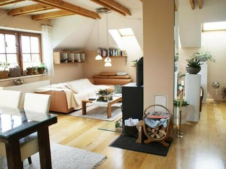 Penthouse Feeling auf 82 m² in Straßwalchen bei Salzburg