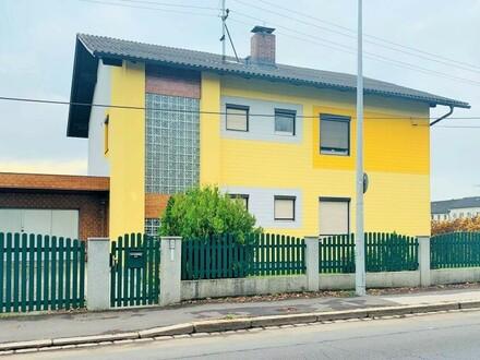 Zweifamilienhaus mit Garten | Neue Heimat
