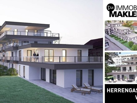 Neubauprojekt   Herrengasse 4   Modernes Wohnen   Solide Wohnkultur