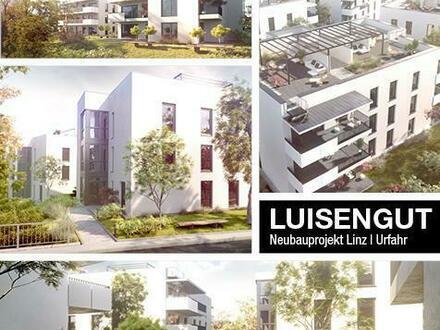 Erstbezug   Luisengut   Linz - Urfahr   mit großer Dachterrasse