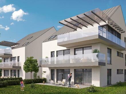 Neubauprojekt   Am Grünen Hang   Dachgeschoß