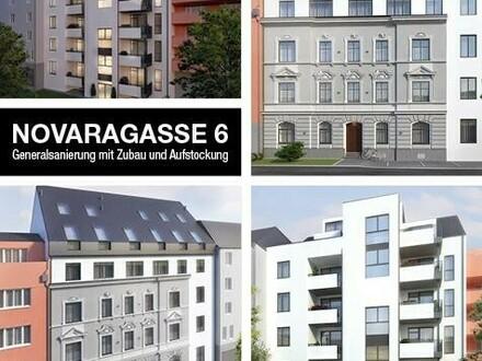 Projekt | Novaragasse 6 | Aufstockung