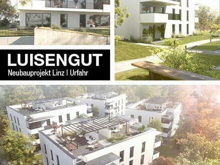 Luisengut   Neubauprojekt   Linz - Urfahr - Kirchmühlstraße
