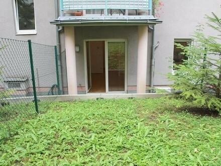Badgasse! Garcionerre mit Terrasse und Garten!