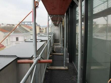 Sechsschimmelgasse! Luxuriöser DG-Erstbezug im Stilaltbau mit 13 m2 Terrassen! T37