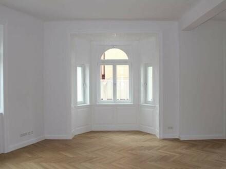 Generalsanierte Stilaltbauwohnung nächst Mariahilfer Straße! 4 Zimmer Altbau im 3. Stock!