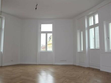 Luxuriöser Albau Erstbezug in der Wallgasse! 3 Zimmer Wohnung mit kleinem Balkon im 4. Liftstock!