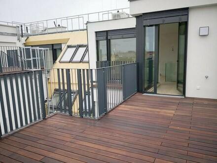 Sechsschimmelgasse! Luxuriöser DG-Erstbezug mit 43 m2 Terrassen! T33