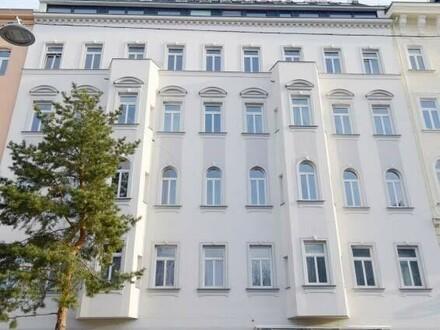 Vorgartenstraße! Erstbezug Altbauwohnung mit Balkon in Hofruhelage!
