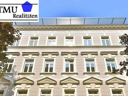 Goldschlagstraße! Erstbezug im 1. Liftstock mit 17 m2 Balkon in neu sanierter Altbauliegenschaft!