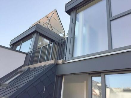 Goldschlagstraße! Sensationeller DG-Erstbezug mit 27 m2 Terrassen in sanierter Altbauliegenschaft!
