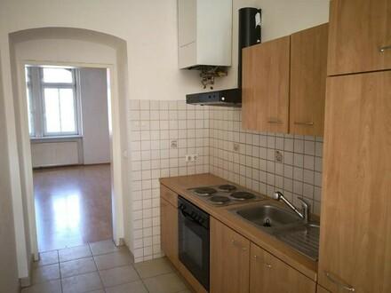 Fruethstraße/Wällischgasse! Freundliche 2-Zimmer Altbauwohnung im 2. Liftstock! T19