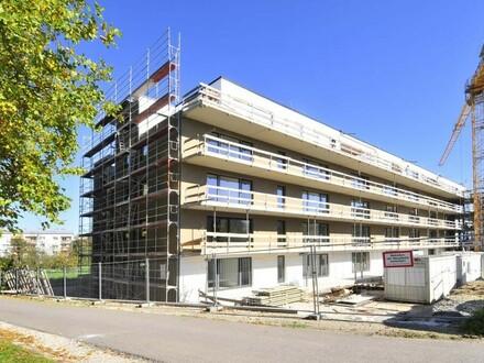 51 m² Neubau - MIETWOHNUNG mit Tiefgaragenplatz!
