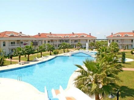 Badespaß im Oktober ? - Ja, mit Eigentumswohnungen an der türkischen Riviera