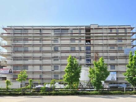 55 m² Neubau - MIETWOHNUNGEN mit Balkon und Tiefgaragenplatz!