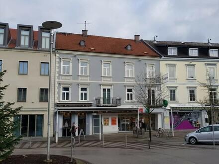 Logenplatz garantiert - feine Mietwohnung am Hauptplatz - reduzierte Miete bis Ende April 2019