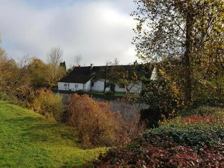 Grundstück mit Haus Nähe Münichholz