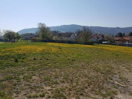 Nur noch 4 Baugrundstücke verfügbar - Porscheberg Steyr / St.Ulrich - ab 117.000 Euro PROVISIONSFREI