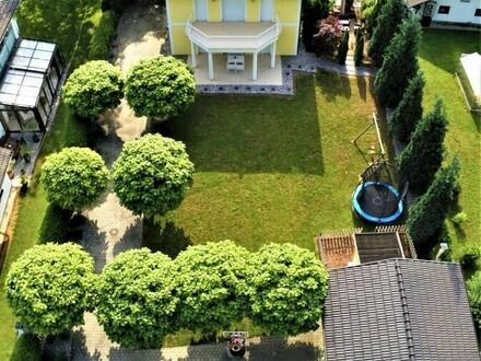 Einfamilienhaus in Garsten mit Garten, Keller und Doppelgarage
