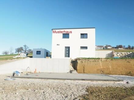 Einfamilienhaus mit fabelhafter Aussicht in Behamberg - Übergabe in 6 Monaten!