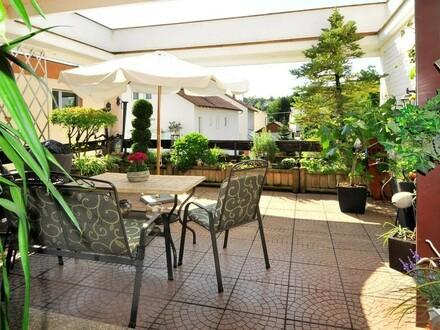 Doppelhausähnliche Liegenschaft mit zwei Terrassen im Zentrum von Garsten!