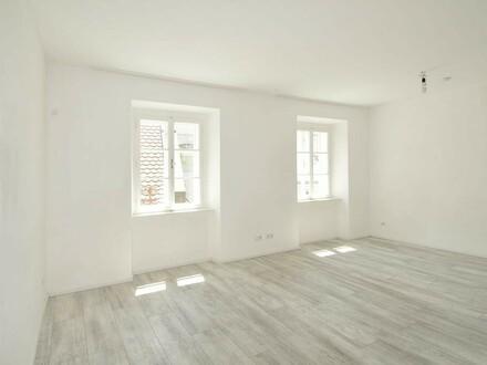 Modernes Appartement mit Küche in urbanem Viertel unmittelbar neben d. FH Steyr!