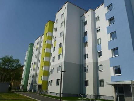 Großzügige Eigentumswohnung mit Ausblick ins Grüne