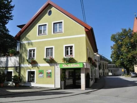 Unübersehbar mitten in Losenstein