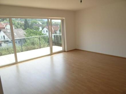 77 m² - Mietwohnung auf der Ennsleite