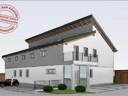 6 NEUE Eigentumswohnungen (47 m² - 70 m²) vereint in einem individuellen Bauprojekt in Steyr-Gleink - ab Euro 116.900