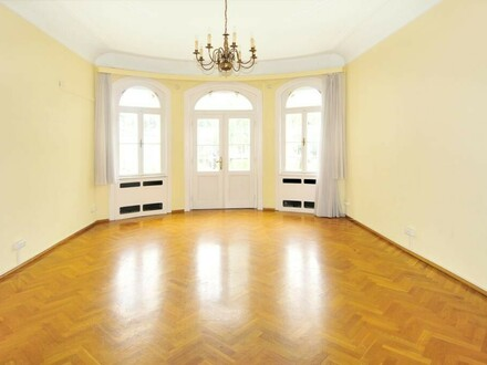 Repräsentative Kanzlei- Büro- bzw. Praxisräume in der Reithoffer Villa!