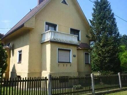 Schmuckes Einfamilienhaus in sonniger Traumlage im Wasserwald Linz