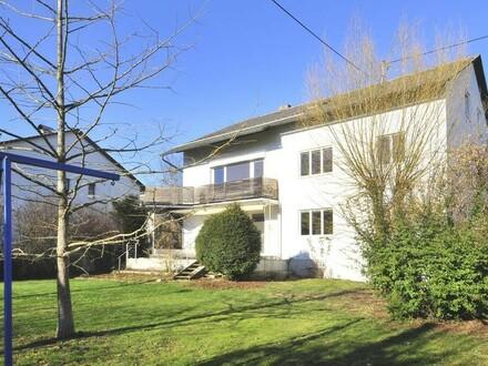 Gepflegte Wohnung in CHRISTKINDL mit Balkon, Garten und Parkplätzen!