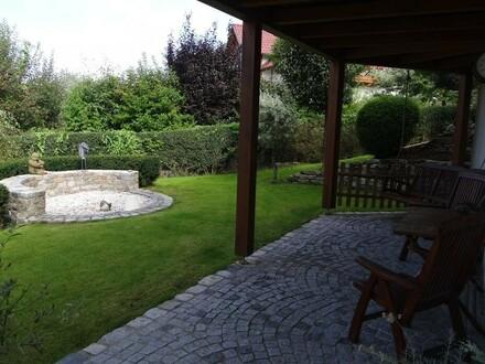 SINGLE-Wohnung mit eigenem Garten, Mietpreis inkl. Heizkosten