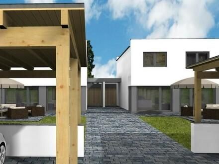 Einfamilienhaus mit Garage und fabelhafter Aussicht