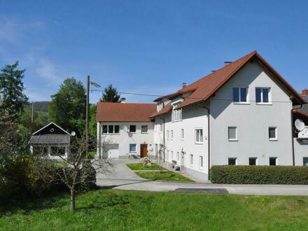 Anwesen - 3 Wohneinheiten und Grünanlage