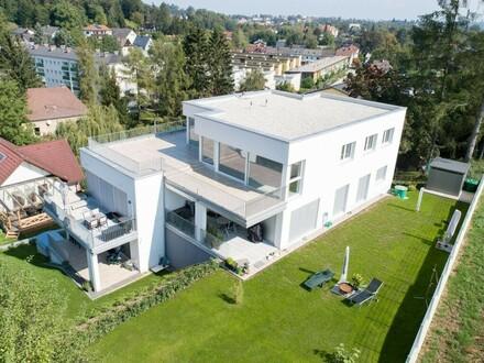 NEUBAU - PENTHOUSE für gehobene Ansprüche mit 98 m² Terrasse - Provisionsfrei!