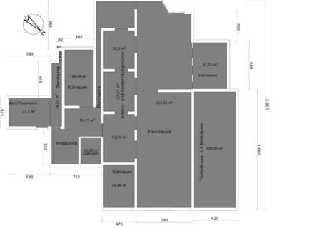 Lagerflächen mit Büro im Zentrum von Sierning