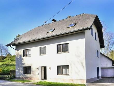 PREISUPDATE!! Mehrfamilienhaus mit viel Platz im Zentrum von Grünburg